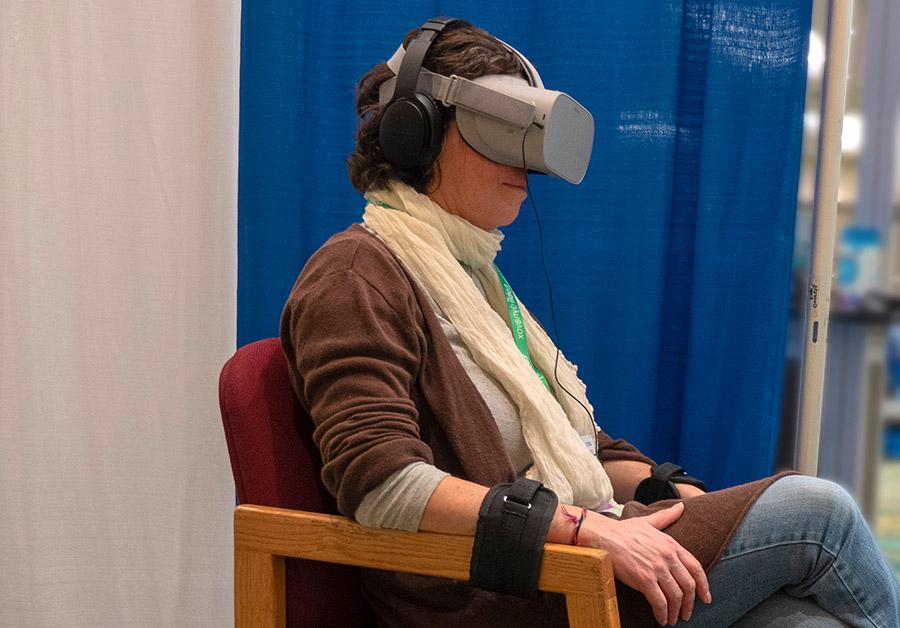 Talking Mimes VR